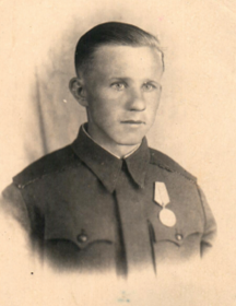 Федутинов Степан Яковлевич