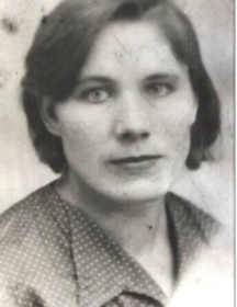 Медведева (Елизарова) Клавдия Кузьминична