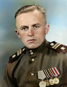 Комаров Николай Иванович