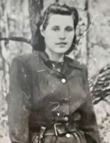 Николаева (Рыкова) Валентина Григорьевна