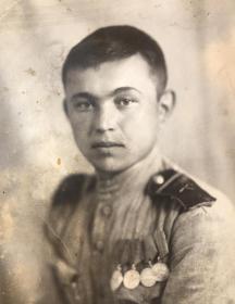 Хамуев Прокопий Михайлович