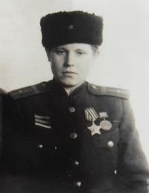 Николаева(Власова) Анна Фёдоровна