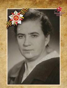 Сушкова Серафима Ивановна
