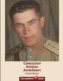 Самигулин Камиль Ахмедович