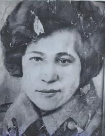 Валяева Пелагея Сергеевна