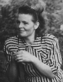 Егорова Зинаида Николаевна