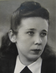 Лютецкая (Белорусова) Маргарита Николаевна