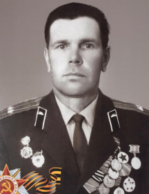 Мордасов Николай Семёнович