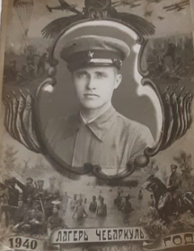 Юшков Павел Константинович