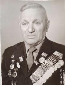 Швейдель Лазарь Исаакович