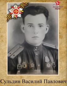 Сульдин Василий Павлович