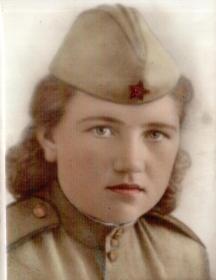 Грачева (Корнилова) Ольга Кузьминична