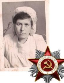 Зорова Анастасия Федоровна
