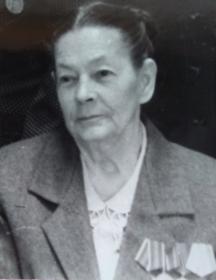 Ледкова (Малахова) Александра Акимовна