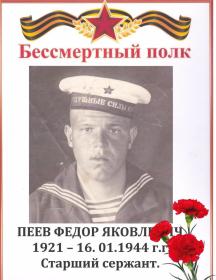 Пеев Фёдор Яковлевич