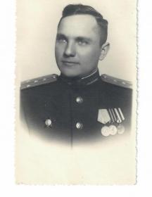Цецаркин Иван Степанович