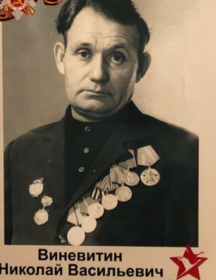 Виневитин Николай Васильевич