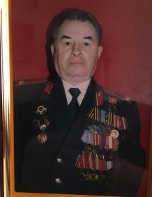 Юрьев Михаил Степанович