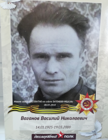 Ваганов Василий Николаевич