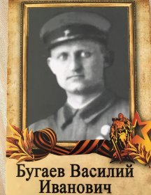 Бугаев Василий Иванович