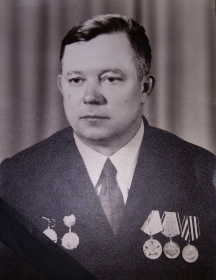 Петрунькин Николай Семенович