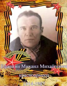 Ефанкин Михаил Михайлович