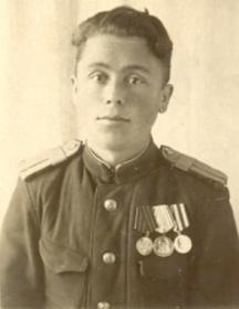 Шубин Петр Иванович
