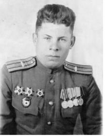 Никулин Иван Дмитриевич