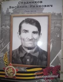 Стадников Василий Иванович