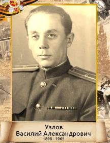 Узлов Василий Александрович