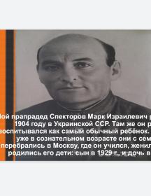 Спекторов Марк Израилевич
