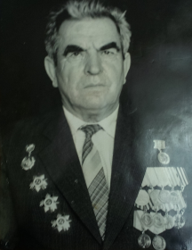 Каширин Михаил Фёдорович