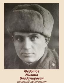 Федотов Михаил Владимирович