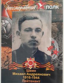 Шеин Михаил Андрианович