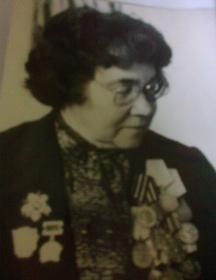 Денисова Нина Павловна