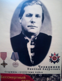 Челядинов Николай Андреевич