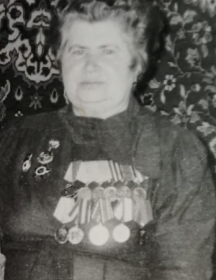 Пахомкина Галина Прокофьевна