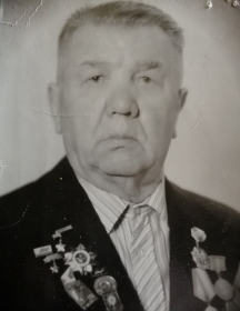Лобанов Пётр Исаевич