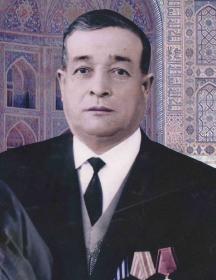 Исмаилов Нормухамед