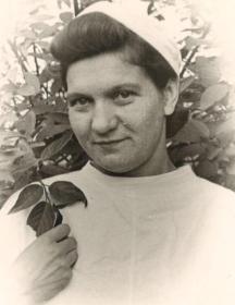 Цветкова Зинаида Ивановна