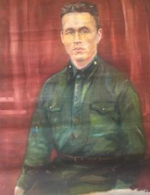 Сашин Михаил Никитич