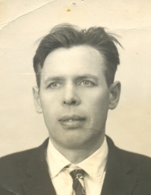 Шубин Николай Васильевич