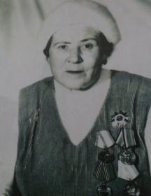Грехова Федотья Степановна