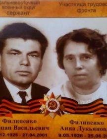 Филипенко Степан и Анна