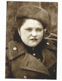 Щукина Зоя Павловна