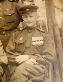Погребняк Николай Григорьевич