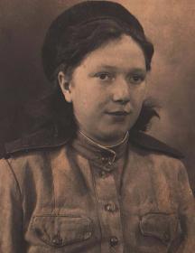 Васильева (Зобова) Нина Алексеевна