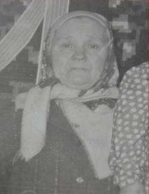 Бунеску Ефросинья Никифоровна