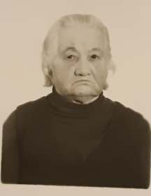 Шорникова Прасковья Васильевна