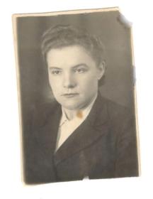 Немцова(Иванова) Екатерина Петровна